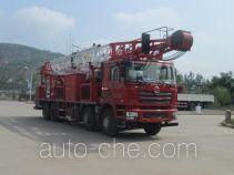 Yanan YAZ5350TXJ well-workover rig truck