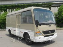AsiaStar Yaxing Wertstar YBL5060XXY cargo and passenger van