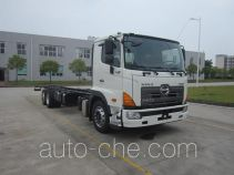 Hino YC1200FR8JW5 truck chassis