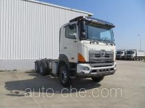 Hino YC2250FS2PL4 off-road truck chassis