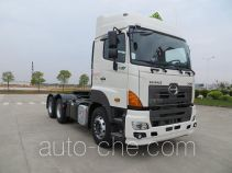 Hino YC4250SS2PL5W dangerous goods transport tractor unit