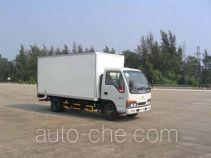 Yangcheng YC5040XBWQ insulated box van truck