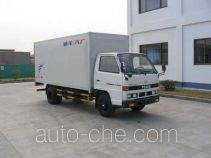 Yangcheng YC5045XBWCD insulated box van truck