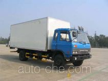 Yangcheng YC5100XBWD insulated box van truck