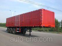 Yugong YCG9402XXY box body van trailer