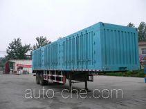 Yuchang YCH9192XXY box body van trailer