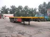 Yuchang YCH9390TJZ container carrier vehicle
