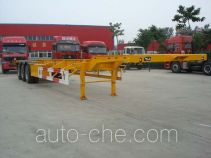 Yuchang YCH9382TJZG container transport trailer