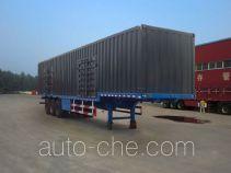 Yuchang YCH9400XXYE box body van trailer