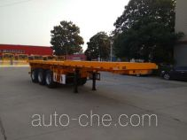 Yuchang YCH9402ZZXP flatbed dump trailer