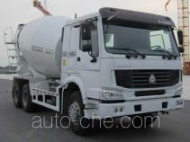 Wantong YCZ5252GJB concrete mixer truck