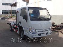 Yueda electric hooklift hoist garbage truck