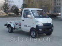 Yueda YD5021ZXXSCE4 detachable body garbage truck