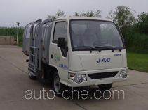 Yueda YD5022ZZZHFBEV electric self-loading garbage truck