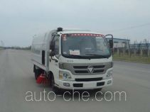 Yueda YD5063TSL street sweeper truck