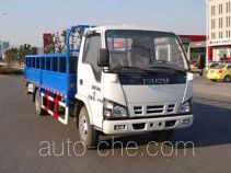 Yueda YD5070CTYQLE4 trash containers transport truck