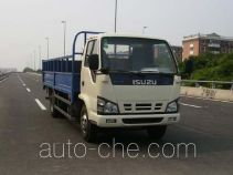 Yueda YD5070JHQLJ trash containers transport truck