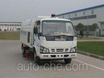 Yueda YD5070TSLQE4 street sweeper truck