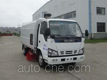 Yueda YD5070TSLQLE5 street sweeper truck