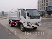 悦达牌YD5070ZYSQE4型压缩式垃圾车