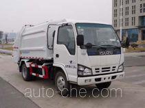 悦达牌YD5070ZYSQLE5型压缩式垃圾车
