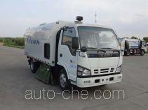 Yueda YD5071TSLQLE5 street sweeper truck