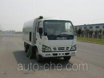 Yueda YD5075TSL street sweeper truck