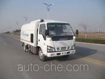 Yueda YD5076TSL street sweeper truck