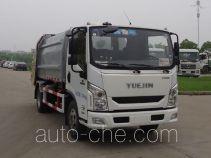 悦达牌YD5078ZYSNJE5型压缩式垃圾车