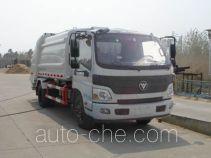 Yueda YD5085ZYSFE5 garbage compactor truck