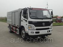 Yueda YD5125GQXBJE6 highway guardrail cleaner truck