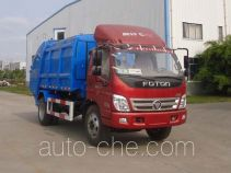 Yueda YD5125ZYSBJE4 garbage compactor truck