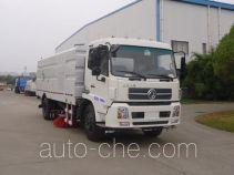 Yueda YD5162TXSDFE4 street sweeper truck
