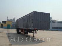 Yuandong Auto YDA9350XXY box body van trailer