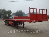 Yuandong Auto YDA9400TPB flatbed trailer