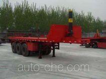 Zhongliang Baohua YDA9400ZZXP flatbed dump trailer