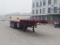 Yuandong Auto YDA9401TPB flatbed trailer