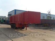 Yuandong Auto YDA9401XXY box body van trailer