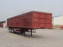 Yuandong Auto YDA9402XXY box body van trailer