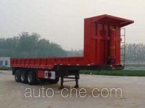 Zhongliang Baohua YDA9402Z dump trailer