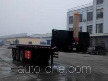 Yuandong Auto YDA9402ZZXP flatbed dump trailer