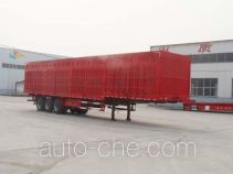 Yuandong Auto YDA9403XXY box body van trailer