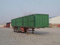 Yuandong Auto YDA9404XXY box body van trailer