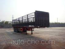 远东汽车牌YDA9405CCY型仓栅式运输半挂车
