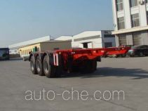 Yuandong Auto YDA9405TJZ container transport trailer