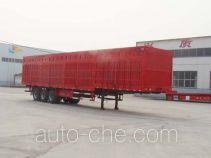远东汽车牌YDA9405XXY型厢式运输半挂车