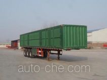 Yuandong Auto YDA9406XXY box body van trailer