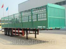 远东汽车牌YDA9407CCY型仓栅式运输半挂车