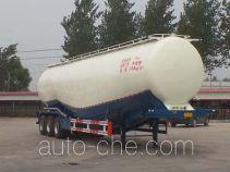 Yunxiang YDX9400GFL low-density bulk powder transport trailer