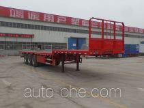 Yunxiang YDX9400TPBE flatbed trailer